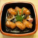 あそこ寿司 - 醤油漬け(予約要)