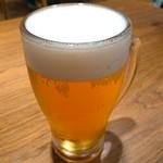 イセタンダイニング - 生ビール(中)