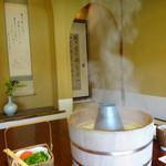 106909621 - 定番の湯豆腐!