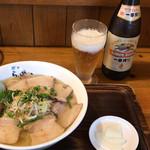 麺's ら.ぱしゃ - 料理写真:塩チャーシュー麺