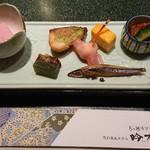 旅館吟松 - 料理写真: