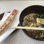 なみおかうどん - 料理写真: