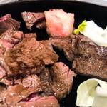 大都食堂 - 料理写真:韓国産牛のロース