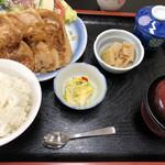 かめや御食事処 - 料理写真: