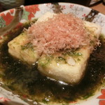 波奈 - 揚げ出し豆腐
