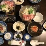 登喜和旅館 - 料理写真:
