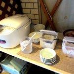 ののや - 料理写真:サービス品も充実!