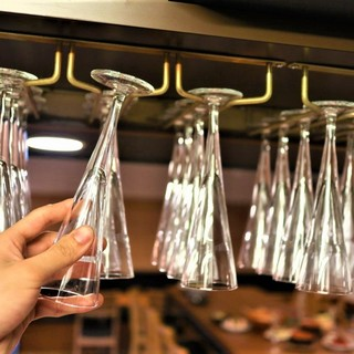 【47都道府県厳選◎50種以上】ワイングラスで楽しむ日本酒