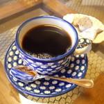 つむぎカフェ - ストレートコーヒー(タイ)