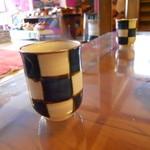 つむぎカフェ - お茶