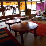 つむぎカフェ - 店内