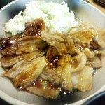 吉野家 - 豚焼定食