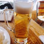 東京ブッチャーズ with OKACHI Beer Lab - Ameyokoドライ¥550