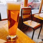 東京ブッチャーズ with OKACHI Beer Lab - Akiokaアンバー¥580