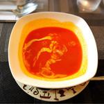 ケララ - 絶品のトマトスープ絶対に飲むべし!究極の美味さ!