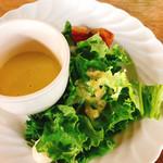 カシェルポポ - 前菜とスープ