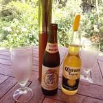 カフェ グローブ - ノンアルとアルコール