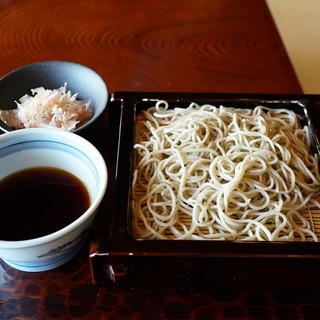 蕎麦処 多賀 - 料理写真:辛味大根そば