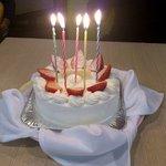 10694920 - カリフォルニア(ファンクションルーム) @SRP東京 バースデーケーキ