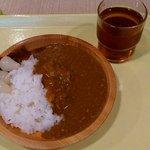 10694922 - カリフォルニア(ファンクションルーム) @SRP東京 どうしても食指が伸びる辛口カレー