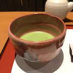 106940222 - 抹茶「紅葉」
