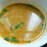 タイレストラン 沌 - トムヤムクンスープ