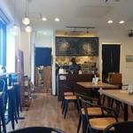 カフェグラン - 店内
