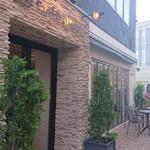 カフェグラン - 入口