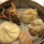 Nankinchouyuukouhanten - 飲茶も豊富
