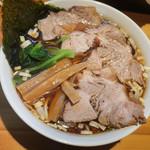 りきどう - 細麺らぁめんチャーシュー
