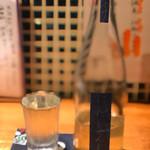 酒と炭焼 おかげさん - 仁井田自然酒 樽