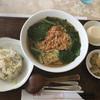 中一素食店 - 料理写真:中一担々メンセット@780円