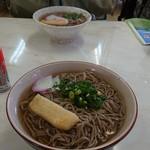 民宿まつうら - 料理写真:祖谷そば 大盛