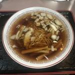 円城 - 中華そば(並)