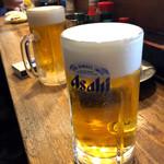 盤石 - 生ビール(中)