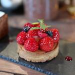 タキッサ - 料理写真:苺のタルト☆