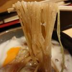 Oosakamentetsu - 「大山」の麺のアップ