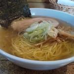 きくちひろき - 料理写真:あっさり塩(ねぎ油)730円