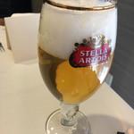 ジュー ドゥ マルシェ - ビール