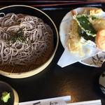 蕎麦居酒屋 重市 - 天ぷら蕎麦