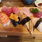 魚八寿し - 料理写真: