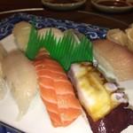 寿し勝 - 地魚握り 瀬戸内のお魚ばかり