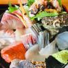 筑前あしや 海の駅 - 料理写真:お刺身御膳の刺身
