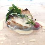 106973984 - 本日の魚料理(アブラメ)