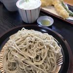 雄岳 - 二八蕎麦 大盛り