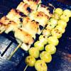 とり庄 - 料理写真:銀杏もほくほく