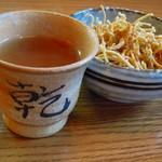 乾 - 大野(福井県)新蕎麦