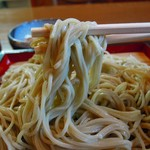 乾 - 12月来訪時は福井新蕎麦で緑が印象的な最高のお蕎麦でした(4.4/5点)