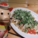 10698814 - 豚平・しそ・チーズ焼き ¥550