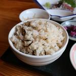 平の食堂 - 炊き込みご飯